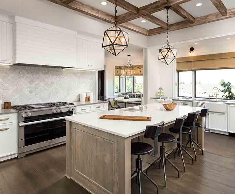 Keukenrenovatie voor verkoop woning